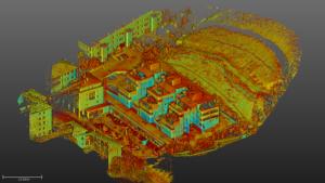 Rilievo laser scanner bonus 110%